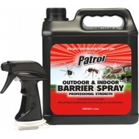 Patrol Outdoor & Indoor Barrier Spray (4L)
