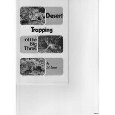 'Desert Trapping of the Big Three' publication by J. C. Conner