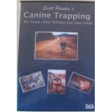 DVD - Scott Painter's Canine Trapping