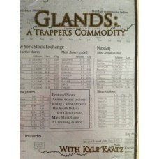 DVD - Glands: A Trapper's Commodity