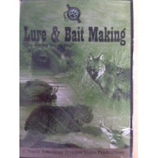 "DVD - Lure & Bait Making ""The Johnny Thorpe Way"""