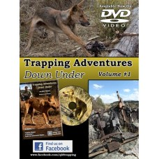 DVD - 'Trapping Adventures Down Under' with Chris Thomas - Volume 1
