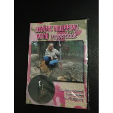 DVD - 'Coyote Trapping with trapperchick'