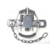 Bridger #1.65 x 2 coil Rubber Jaw Trap