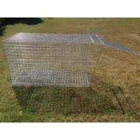 Bush Turkey Cage Trap - 600x320x420mm   **FREE POSTAGE AUSTRALIA WIDE**