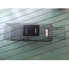 Cage Trap - Medium Black