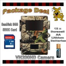 UWay VH200HD Camera Package Deal