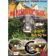 DVD 'How Much Bull Can You Take' - PARTS 6-9 BOX SET