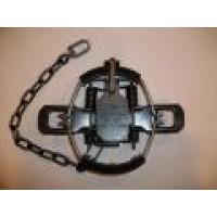 Bridger #1.65 x 4 coil Rubber Jaw Trap