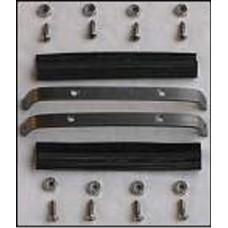 Rubber Pad Kit for Bridger #3 Offset Traps