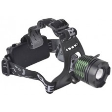 Headlamp LED - Super Bright Zoom T6 Recharchargeable