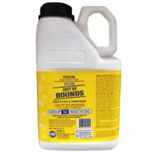 Out Of Bounds 1 litre - Insecticide
