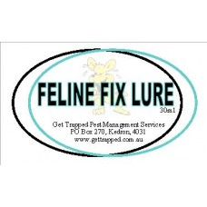 'Feline Fix' Lure - 30ml
