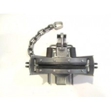 MB-550 Rubber Jaw Trap - 4 coil