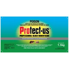 Professional Block Rodenticide - 1.5kg