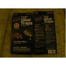 Glue Traps - Large (box of 4 x 2-pack)