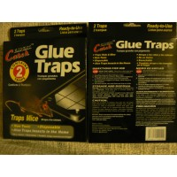 Glue Traps - Medium (Pack of 2)