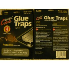 Glue Traps - Small (bx 5 x 4-pack)